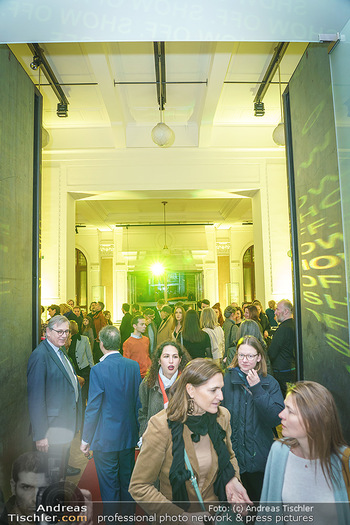 Show off - Austrian Fashion Design - MAK, Wien - Do 13.02.2020 - 12