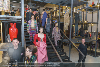 Show off - Austrian Fashion Design - MAK, Wien - Do 13.02.2020 - 42