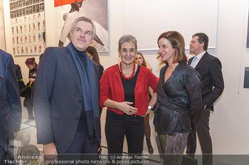 Show off - Austrian Fashion Design - MAK, Wien - Do 13.02.2020 - Christoph THUN-HOHENSTEIN, Ulrike LUNACEK, Ulrike TSCHABITZER-HA46