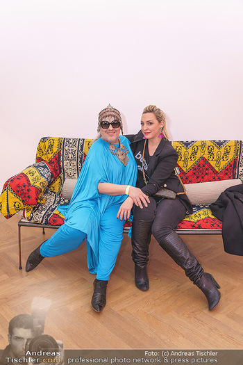 Show off - Austrian Fashion Design - MAK, Wien - Do 13.02.2020 - Mario SOLDO, Tanja MANTZ61