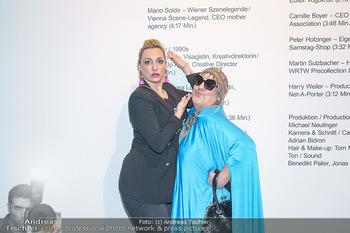 Show off - Austrian Fashion Design - MAK, Wien - Do 13.02.2020 - Mario SOLDO, Tanja MANTZ63