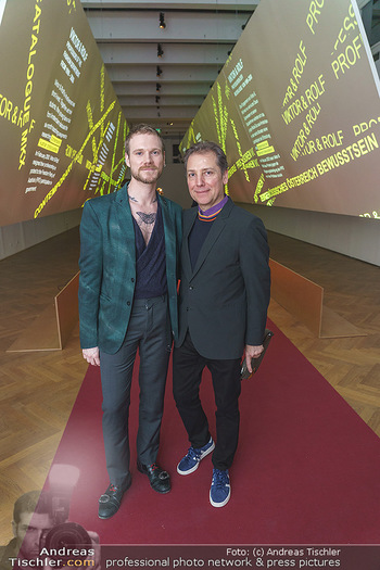 Show off - Austrian Fashion Design - MAK, Wien - Do 13.02.2020 - Thomas KIRCHGRABNER, Atil KUTOGLU67
