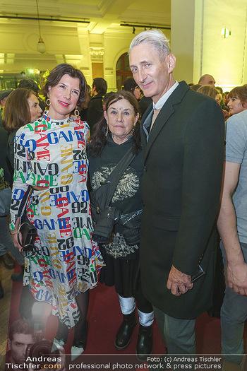 Show off - Austrian Fashion Design - MAK, Wien - Do 13.02.2020 - Wendy & Jim (Hermann FANKHAUSER, Helga RUTHNER), Marianne KOHN68
