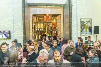 Show off - Austrian Fashion Design - MAK, Wien - Do 13.02.2020 - 74