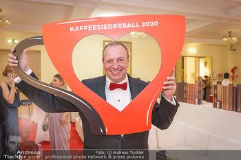 Kaffeesiederball 2020 - Hofburg Wien - Fr 14.02.2020 - Franz X. BRUNNER5