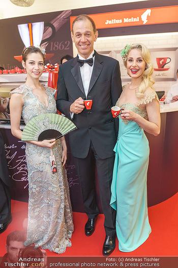 Kaffeesiederball 2020 - Hofburg Wien - Fr 14.02.2020 - Maria YAKOVLEVA, Marcel LÖFFLER, Silvia SCHNEIDER31