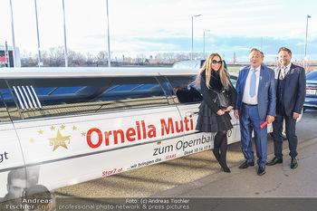 Abholung Ornella Muti - Wien - Genua - Di 18.02.2020 - Richard LUGNER, Ornella MUTI, Roland GRANZER40