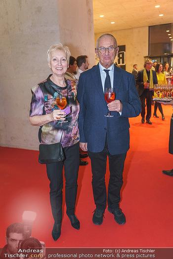 Fundraising Dinner - Leopold Museum, Wien - Di 18.02.2020 - 6