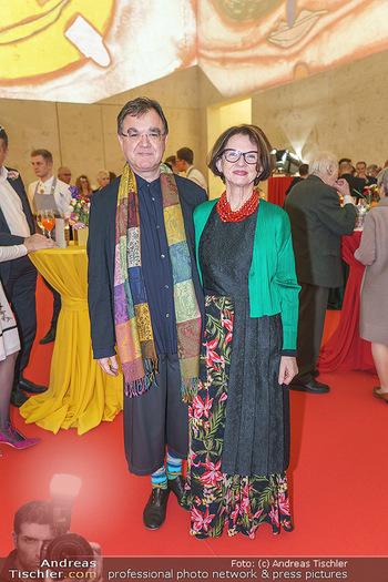 Fundraising Dinner - Leopold Museum, Wien - Di 18.02.2020 - 9