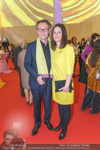 Fundraising Dinner - Leopold Museum, Wien - Di 18.02.2020 - Hans-Peter WIPPLINGER, Susanne LAENGLE11