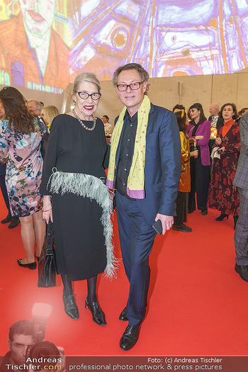 Fundraising Dinner - Leopold Museum, Wien - Di 18.02.2020 - Hans-Peter WIPPLINGER, Martha JUNGWIRTH14