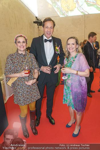 Fundraising Dinner - Leopold Museum, Wien - Di 18.02.2020 - 17