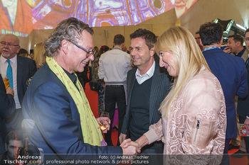 Fundraising Dinner - Leopold Museum, Wien - Di 18.02.2020 - Hans-Peter WIPPLINGER, Christian BAHA, Steffi GRAF20