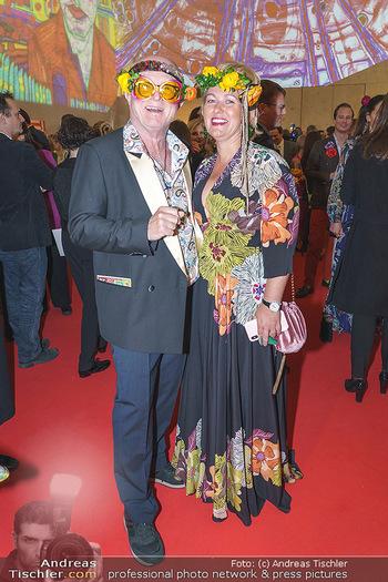 Fundraising Dinner - Leopold Museum, Wien - Di 18.02.2020 - 28