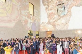 Fundraising Dinner - Leopold Museum, Wien - Di 18.02.2020 - 33