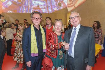 Fundraising Dinner - Leopold Museum, Wien - Di 18.02.2020 - 46