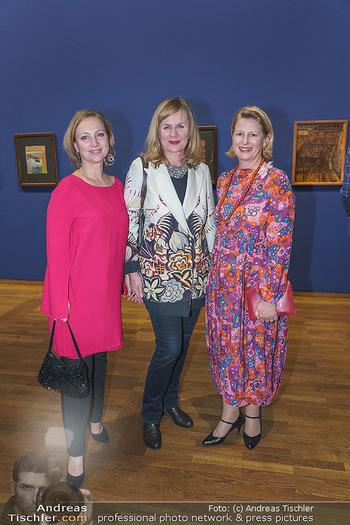 Fundraising Dinner - Leopold Museum, Wien - Di 18.02.2020 - 51