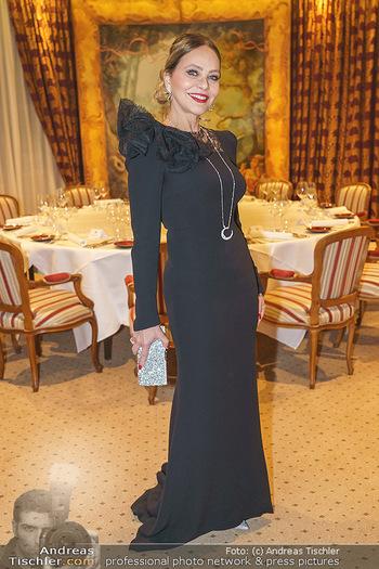 Lugner Fototermin und Abendessen - Grand Hotel, Wien - Do 20.02.2020 - Ornella MUTI12