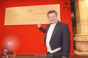Opernball 2020 - Wiener Staatsoper - Do 20.02.2020 - Michael LUDWIG1
