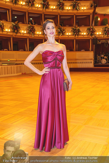 Opernball 2020 - Wiener Staatsoper - Do 20.02.2020 - Maria YAKOVLEVA10