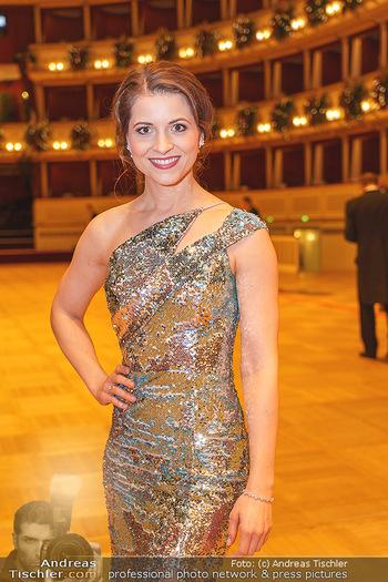 Opernball 2020 - Wiener Staatsoper - Do 20.02.2020 - Kristina INHOF (Schmuck Wagner)13