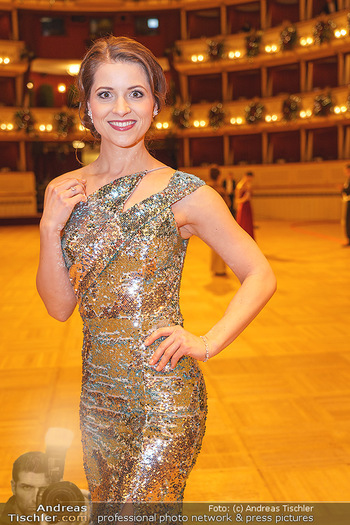 Opernball 2020 - Wiener Staatsoper - Do 20.02.2020 - Kristina INHOF (Schmuck Wagner)14