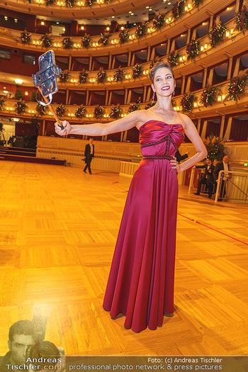 Opernball 2020 - Wiener Staatsoper - Do 20.02.2020 - Maria YAKOVLEVA15