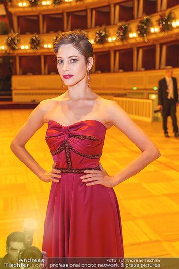Opernball 2020 - Wiener Staatsoper - Do 20.02.2020 - Maria YAKOVLEVA17