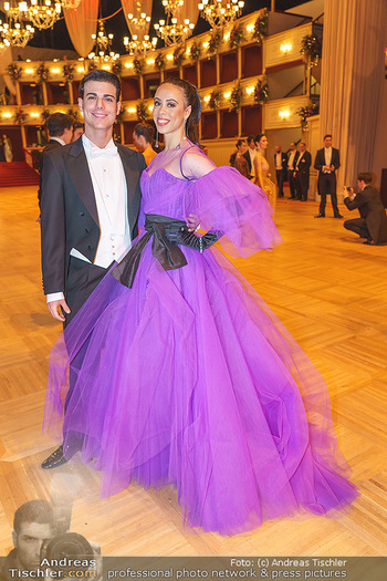 Opernball 2020 - Wiener Staatsoper - Do 20.02.2020 - 27