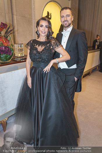Opernball 2020 - Wiener Staatsoper - Do 20.02.2020 - Nadine MIRADA, Niko NIKO42