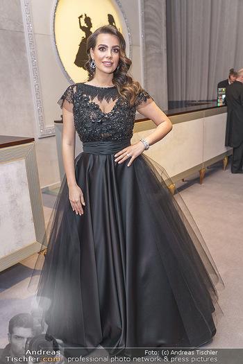 Opernball 2020 - Wiener Staatsoper - Do 20.02.2020 - Nadine MIRADA43
