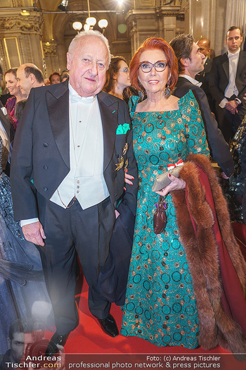Opernball 2020 - Wiener Staatsoper - Do 20.02.2020 - Inge und Rudolf KLINGOHR100