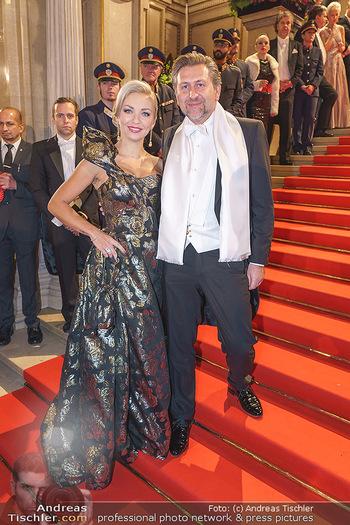 Opernball 2020 - Wiener Staatsoper - Do 20.02.2020 - Lidia BAICH, Andreas SCHLAGER102