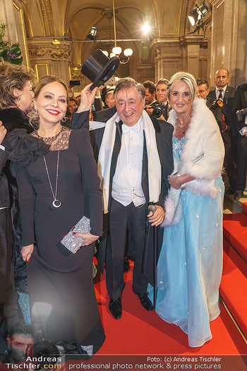 Opernball 2020 - Wiener Staatsoper - Do 20.02.2020 - Ornella MUTI, Richard LUGNER, Zebra Karin112
