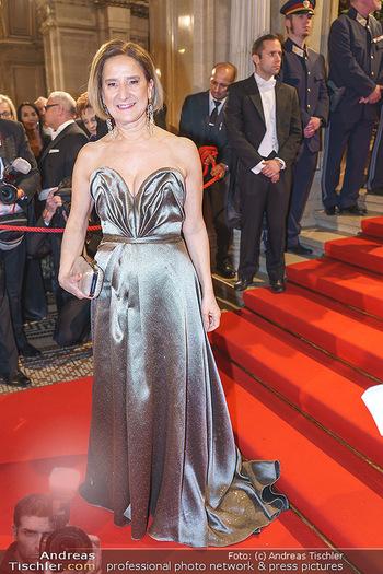Opernball 2020 - Wiener Staatsoper - Do 20.02.2020 - Johanna MIKL-LEITNER134