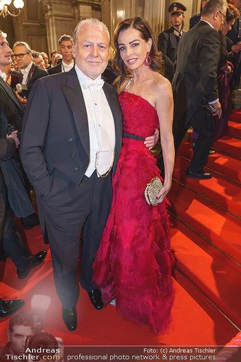 Opernball 2020 - Wiener Staatsoper - Do 20.02.2020 - Wolfgang und Angelika ROSAM145