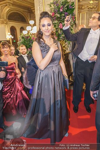 Opernball 2020 - Wiener Staatsoper - Do 20.02.2020 - Hila FAHIMA163