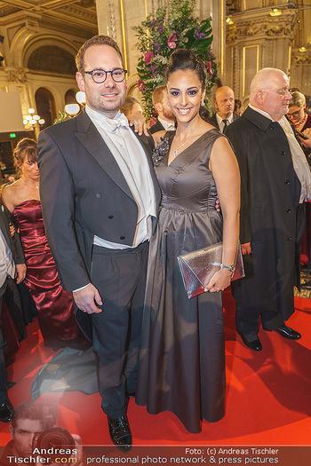 Opernball 2020 - Wiener Staatsoper - Do 20.02.2020 - Hila FAHIMA, Benjamin RUSCHIN165