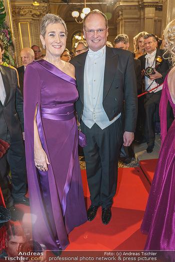 Opernball 2020 - Wiener Staatsoper - Do 20.02.2020 - Ulrike LUNACEK176