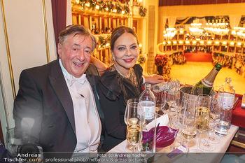 Opernball 2020 - Wiener Staatsoper - Do 20.02.2020 - Richard LUGNER, Ornella MUTI191