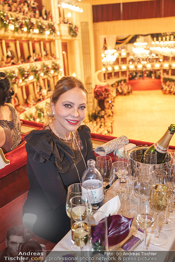 Opernball 2020 - Wiener Staatsoper - Do 20.02.2020 - Ornella MUTI194