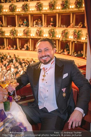 Opernball 2020 - Wiener Staatsoper - Do 20.02.2020 - Klemens HALLMANN212