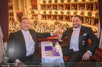 Opernball 2020 - Wiener Staatsoper - Do 20.02.2020 - Klemens HALLMANN, Ralf MOELLER213