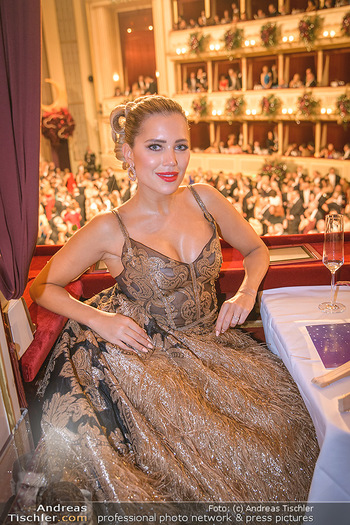 Opernball 2020 - Wiener Staatsoper - Do 20.02.2020 - Sylvie MEIS216