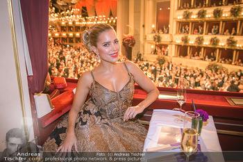 Opernball 2020 - Wiener Staatsoper - Do 20.02.2020 - Sylvie MEIS217