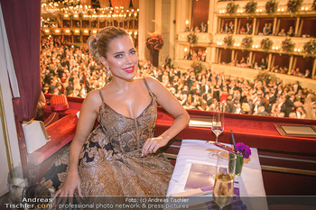 Opernball 2020 - Wiener Staatsoper - Do 20.02.2020 - Sylvie MEIS218
