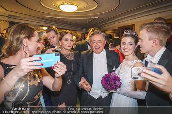 Opernball 2020 - Wiener Staatsoper - Do 20.02.2020 - Ornella MUTI, Richard LUGNER230