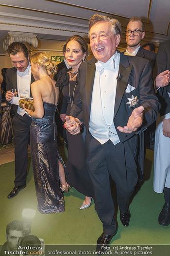 Opernball 2020 - Wiener Staatsoper - Do 20.02.2020 - Ornella MUTI, Richard LUGNER (Stimmungs-Unterschiede)232