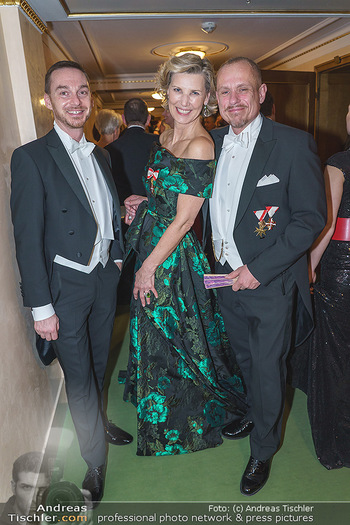 Opernball 2020 - Wiener Staatsoper - Do 20.02.2020 - Desiree TREICHL-STÜRGKH, Gery KESZLER, Miha VEBERIC248