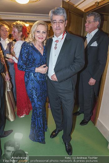 Opernball 2020 - Wiener Staatsoper - Do 20.02.2020 - Wolfgang und Brigitte HESOUN251